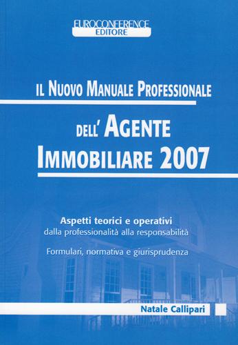 Natale Callipari - EUROCONFERENCE EDITORE - Seconda edizione Febbraio 2007